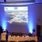Mr. Horst Hejny, Project Manager, during the plenary