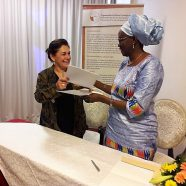 Update about the PanAfGeo project – MOU signed between the OAGS & EGS