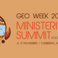 GEO-XVI Plenary and Ministerial Summit 2019