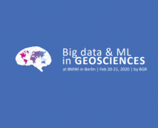 International Conference on Big data and machine learning in geosciences
