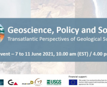 Towards a common framework for EU subsurface: the #GPS2021 event