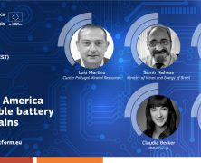 Secure and responsible supply of battery raw materials: 2nd webinar EU-Latin America Partnership on Raw Materials
