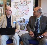 Minerals4EU Project Scientific Staff interviewed by EuroGeoSurveys