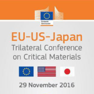 6th Trilateral EU-US-Japan Conference on Critical Materials