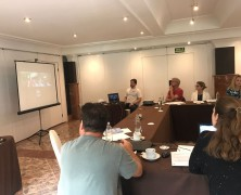 Outcomes from the Raw Materials Foresight Methodology Workshop in La Palma, Gran Canaria