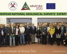 Central European National Geological Surveys' Expert Workshop