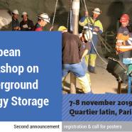 European Workshop on Underground Energy Storage